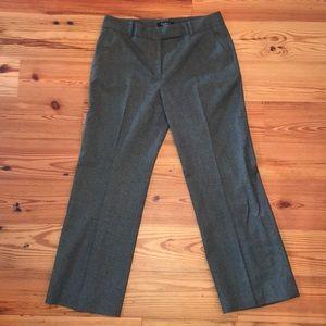 -Talbots- Gray Dress Pants